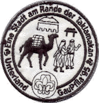 Badge Gaupfila 1995