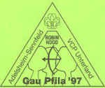 Badge Gaupfila 1997